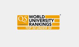 QS Top 50 under 50