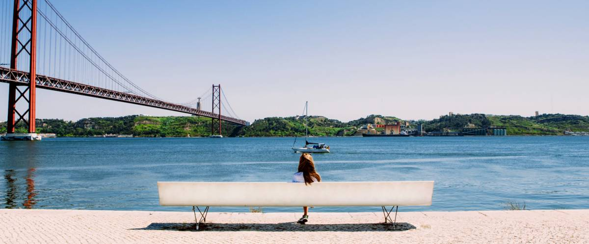 Lisboa - rio Tejo