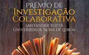 Imagem ilustrativa da Cerimónia do Prémio de Investigação Colaborativa Santander/NOVA