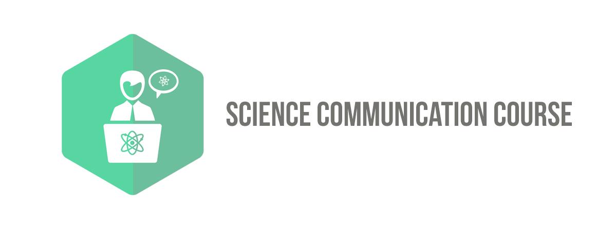 Curso de Comunicação de Ciência [Science Communication]