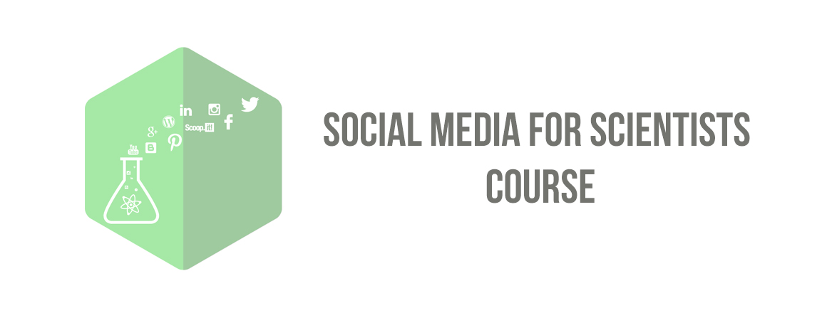 Curso de Redes Sociais para Cientistas [Social Media for Scientists]