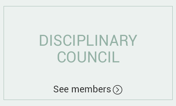 Disciplinary Council