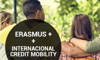 Erasmus+ International Credit Mobility