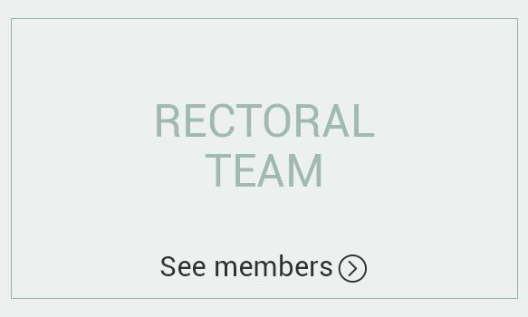 Rectoral Team