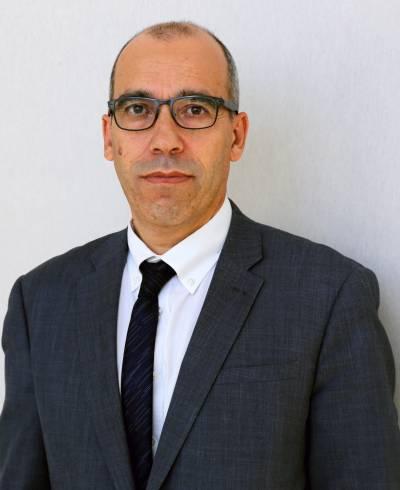 Fotografia de Francisco Caramelo, Diretor da Faculdade de Ciências Sociais e Humanas