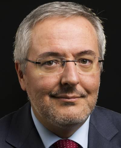 Fotografia de Cláudio M. Soares, Diretor do Instituto de Tecnologia Química e Biológica António Xavier