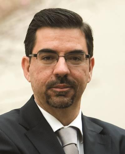 Fotografia de Pedro Simões Coelho, Diretor da NOVA Information Management School
