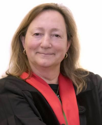 Fotografia de Teresa Pizarro Beleza, Diretora da Faculdade de Direito