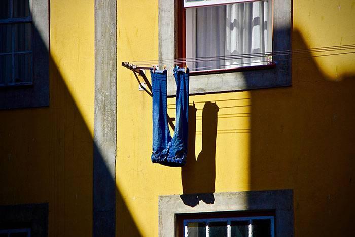 "Menção Honrosa ""Drying Pants"" |Jorge Miguel Malheiro Rodrigues"