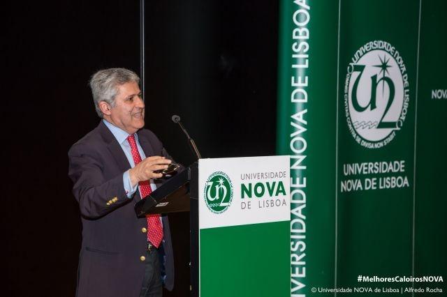 Vice-Reitor da NOVA, Professor Nuno Severiano Teixeira