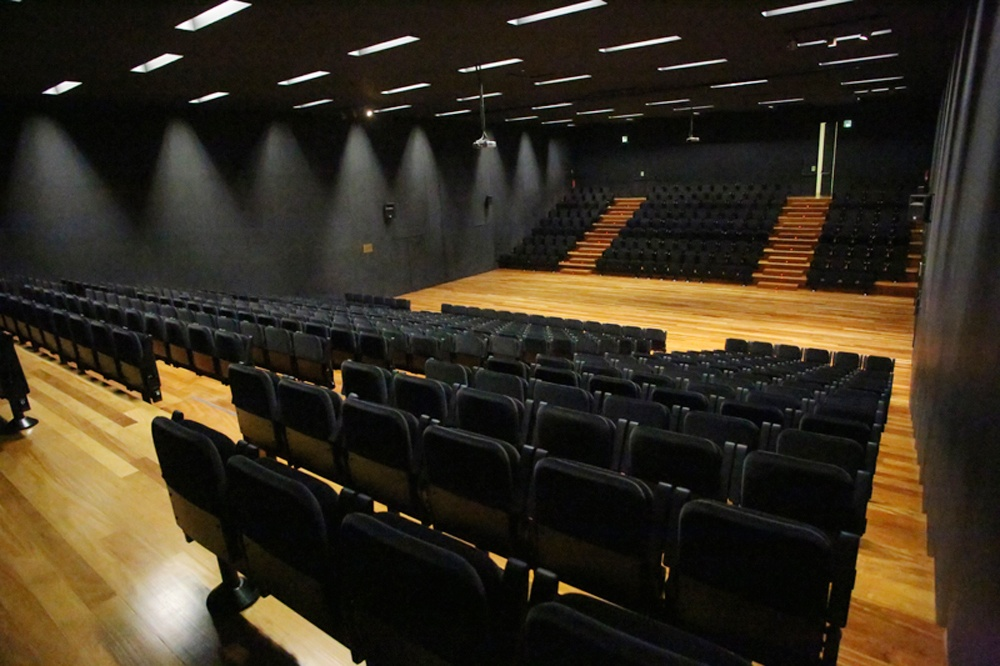Open Auditorium
