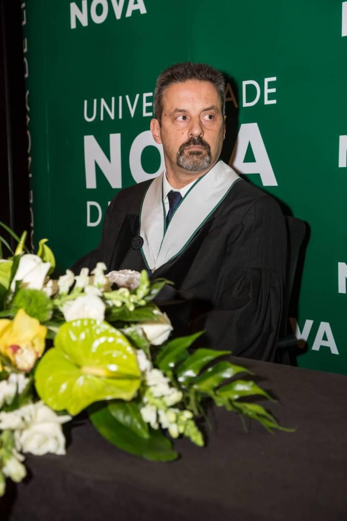 João Sàágua, Reitor da NOVA