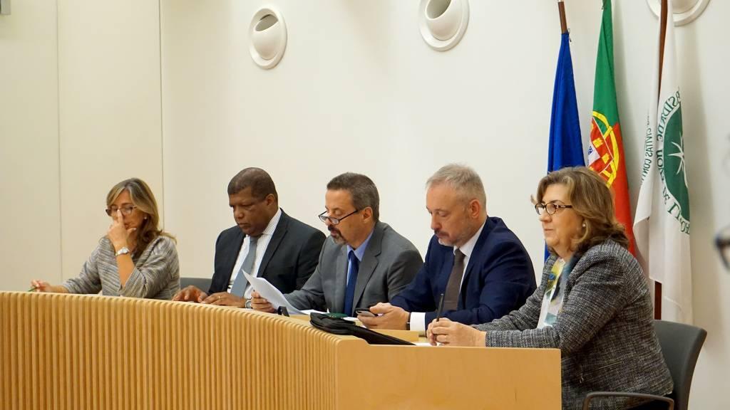 Reunião de arranque do projeto UDI-A
