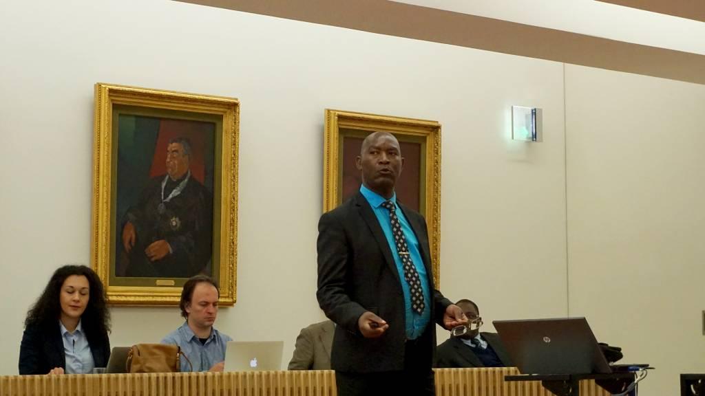 Representative of Universidade Eduardo Mondlane