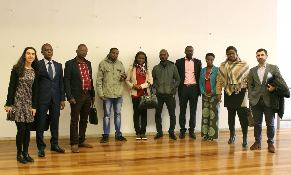 Group of CHAMPIONS from the International Capacitation Programme