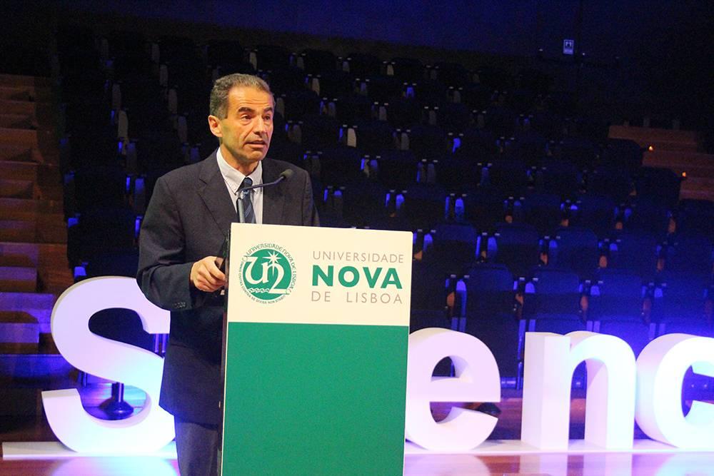 Professor Manuel Heitor, Ministro da Ciência, Tecnologia e Ensino Superior