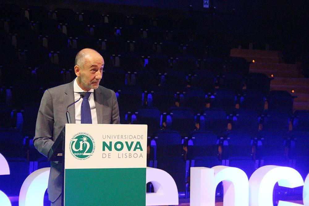 Dr. Jean-Eric Paquet, Diretor-Geral da Comissão Europeia para Investigação, Ciência e Inovação