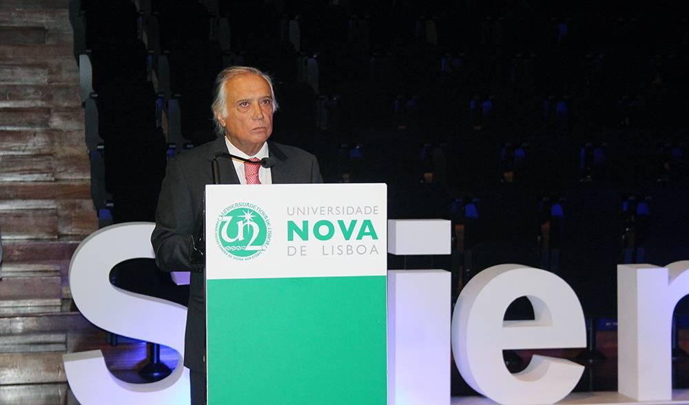 Dr. António Vieira Monteiro, Presidente Executivo do Banco Santander