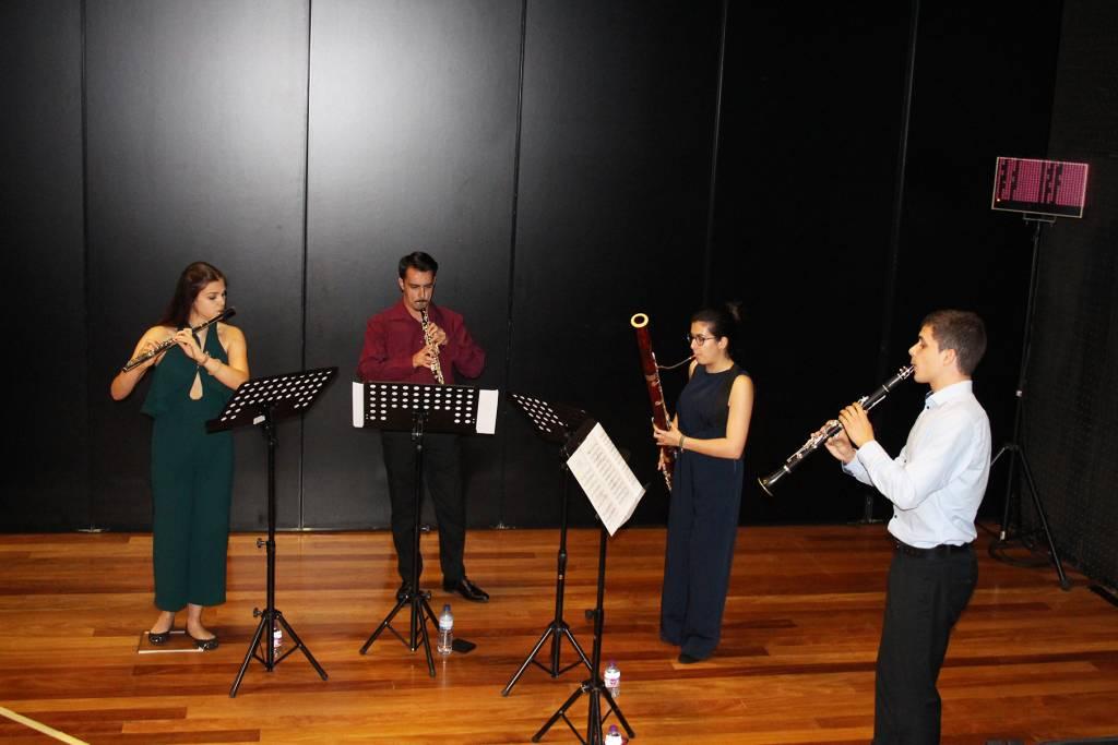 Musical moment by Orquestra Metropolitana de Lisboa