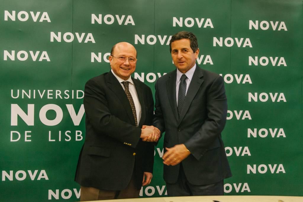 Jaime da Cunha Branco and Salvador de Mello