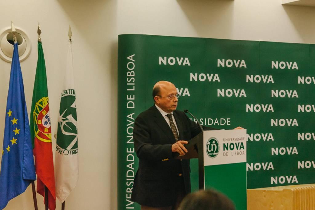 Jaime da Cunha Branco, Dean of NOVA Medical School|Faculdade de Ciências Médicas