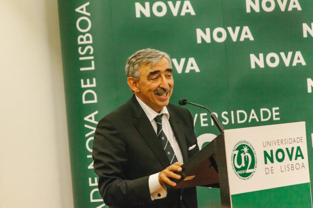 José Fragata, Vice-Rector of Universidade NOVA de Lisboa