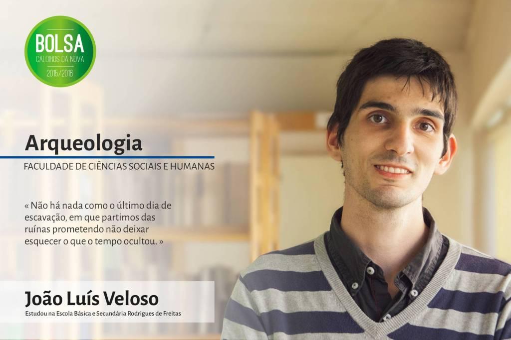 João Álvares Veloso, Faculdade de Ciências Sociais e Humanas da NOVA