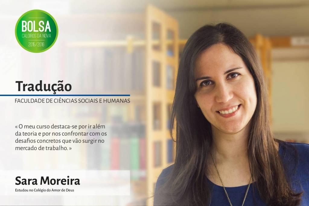 Sara Moreira, Faculdade de Ciências Sociais e Humanas da NOVA