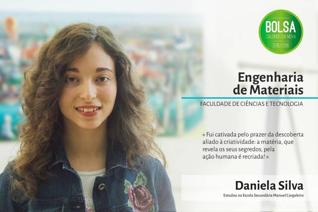 Daniela Silva, Faculdade de Ciências e Tecnologia da NOVA