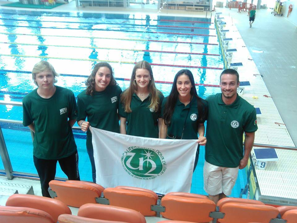 NOVA Long Course Meters Swimming Team