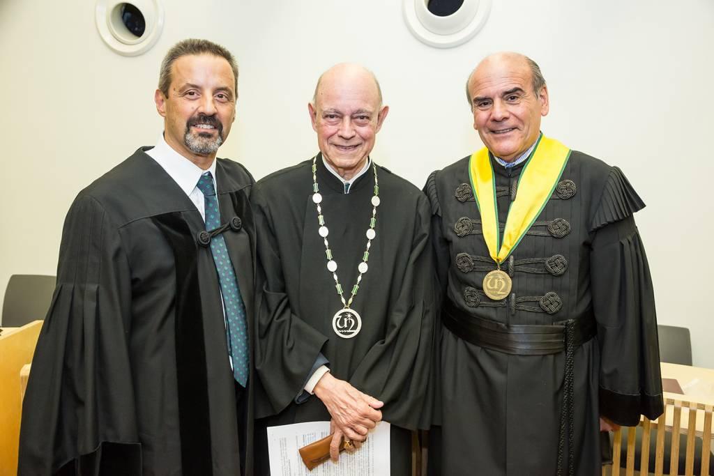 João Sàágua, Eduardo de Arantes e Oliveira e António Rendas