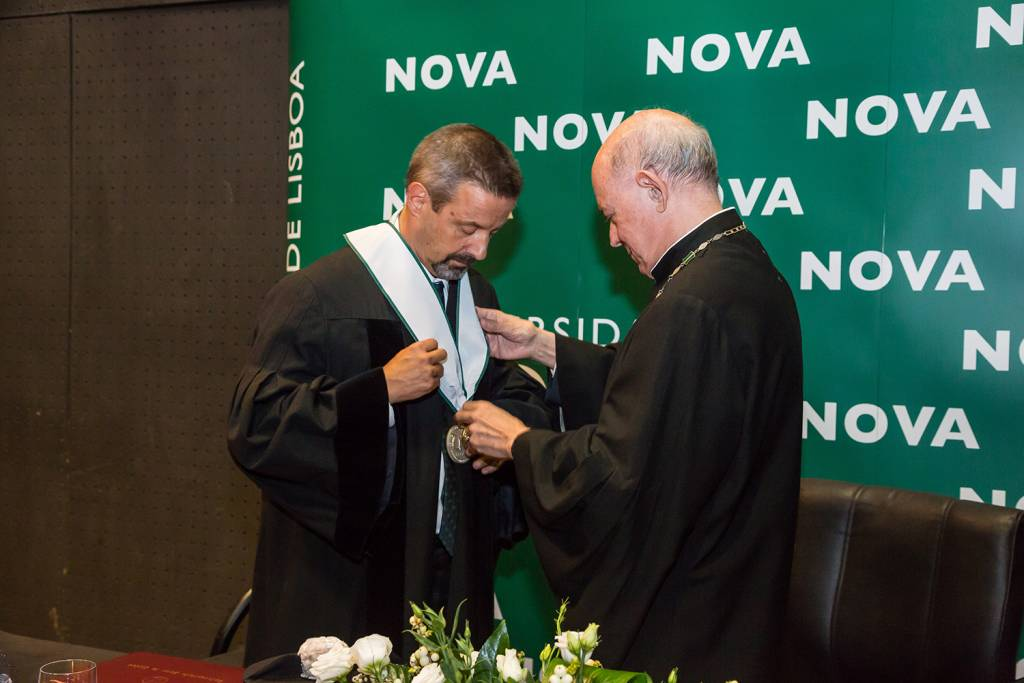 João Sàágua e Eduardo de Arantes e Oliveira