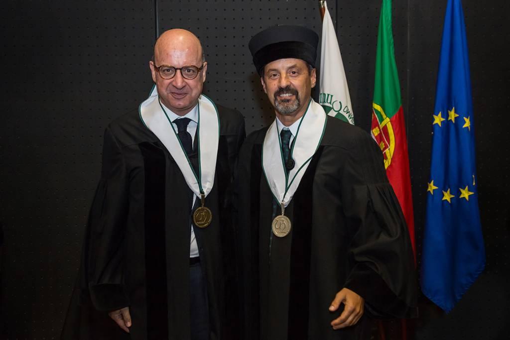 José Ferreira Machado and João Sàágua
