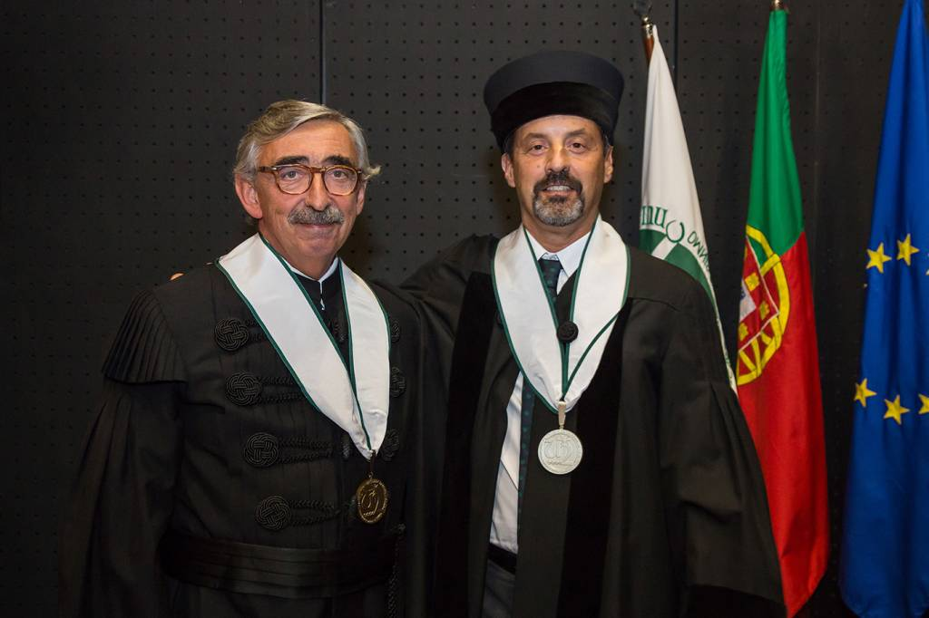 José Fragata and João Sàágua