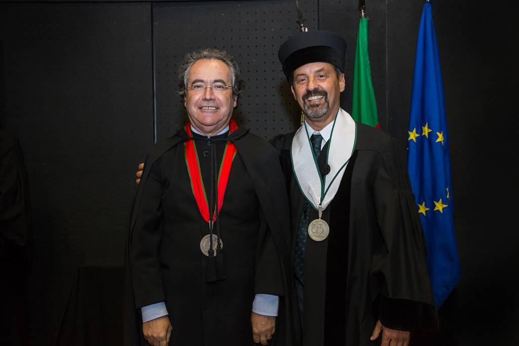 José João Abrantes e João Sàágua