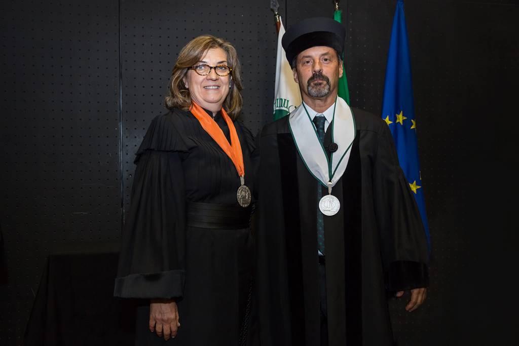 Patrícia Rosado Pinto and João Sàágua
