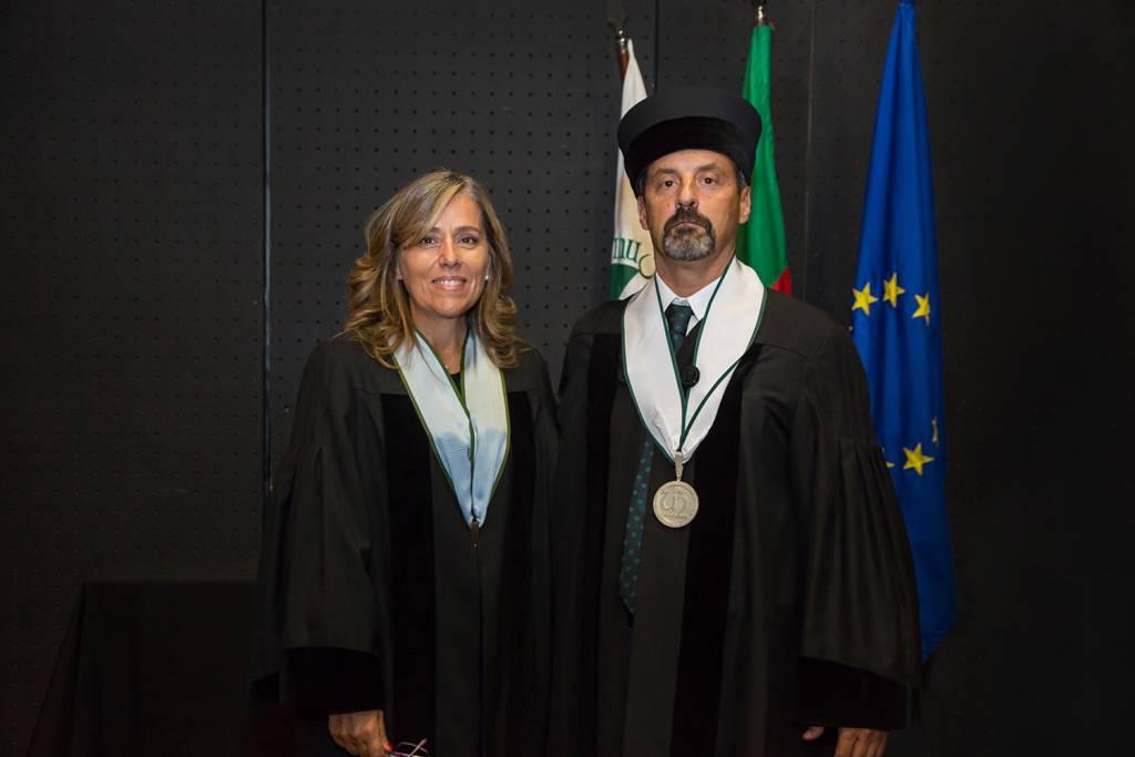 Isabel Nunes e João Sàágua