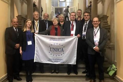 Eleição Steering Commitee UNICA