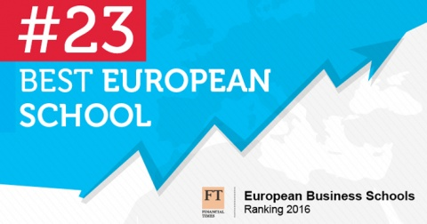 Nova SBE ranked 23rd in the best european business s ranking ...