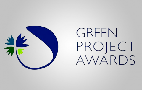 Logo dos Green Project Awards 2017