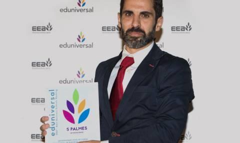 Nova SBE distinguida com 5 Palmes pelo ranking Eduniversal