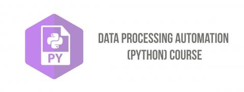 DATA PROCESSING AUTOMATION (PYTHON)