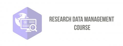 Curso de «Research Data Management»