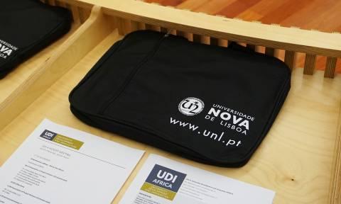 Projeto de capacitação University Development and Innovation – Africa