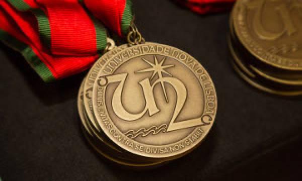 Medalha da Universidade Nova de Lisboa