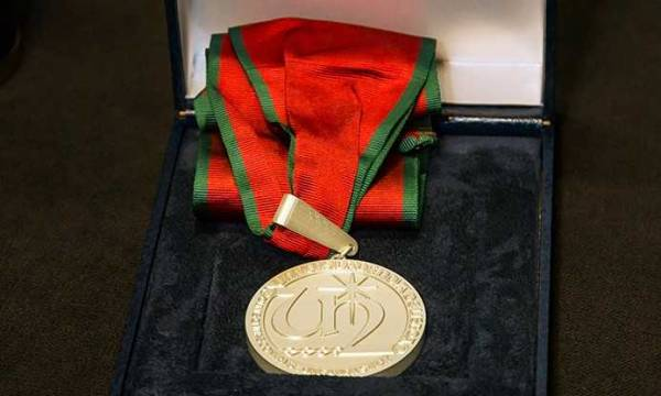Doutoramento Honoris Causa_Juiz Albie Sachs