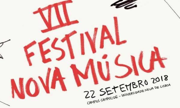 Festival NOVA Música 2018