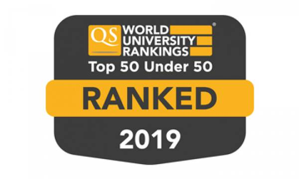 Ranking QS Top 50 under 50