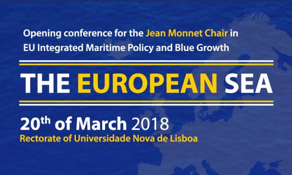 "Conferência ""The European Sea"""