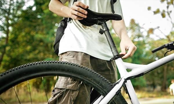 Nova U-Bike Academia a pedalar